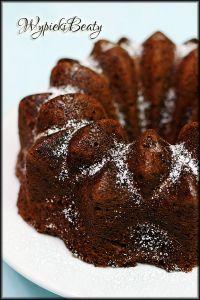 ciasto czekoladowe z mikrofalówki