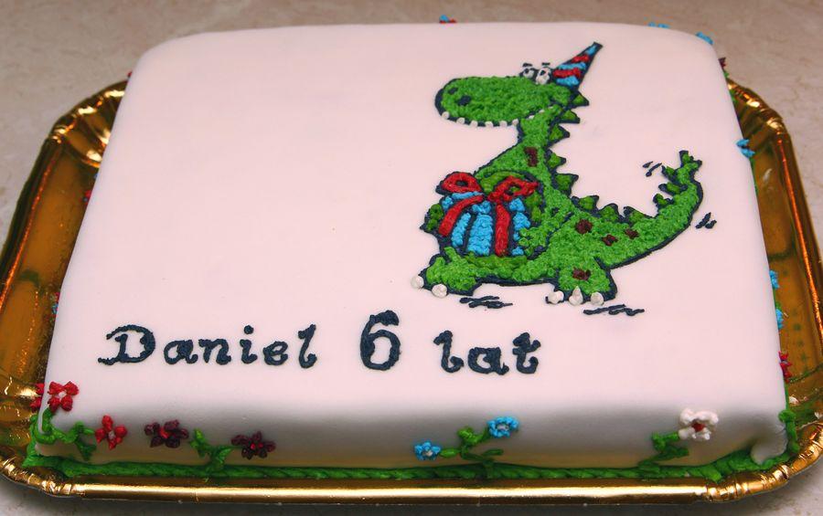 tort dinozaur1 Tort dinozaur