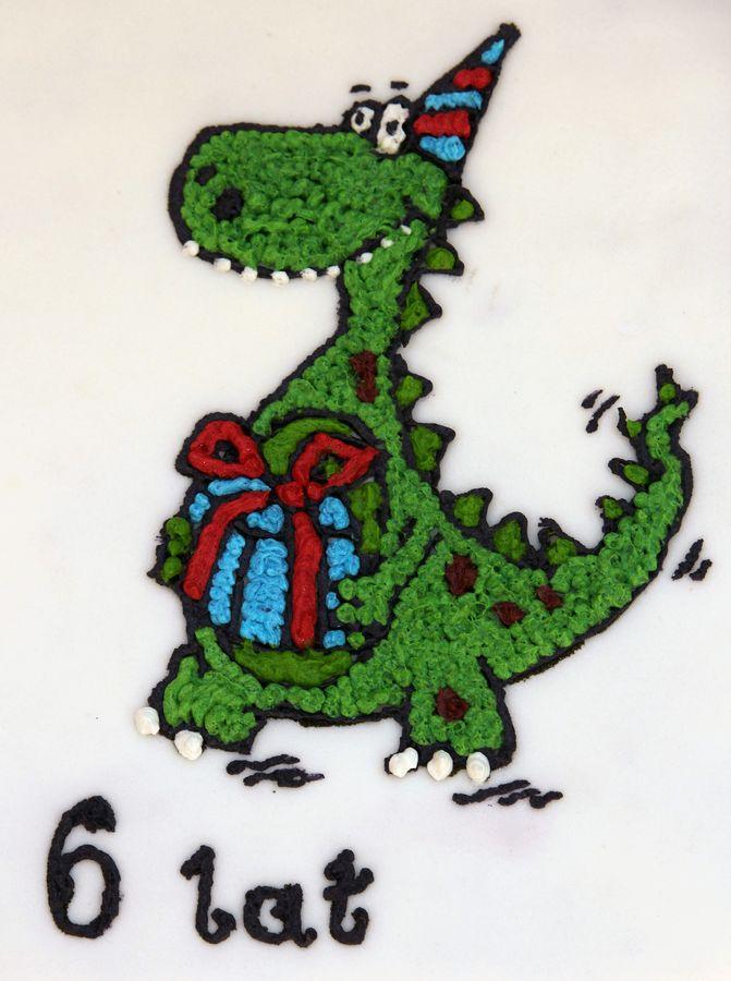 tort dinozaur3 Tort dinozaur