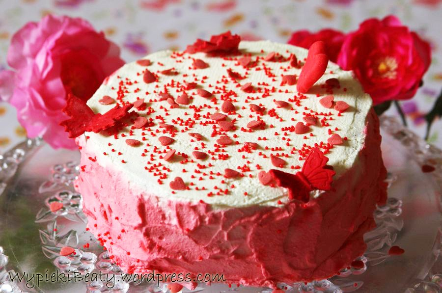 torcik urodzinowy Weroniki