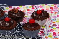 babeczki devils cupcakes