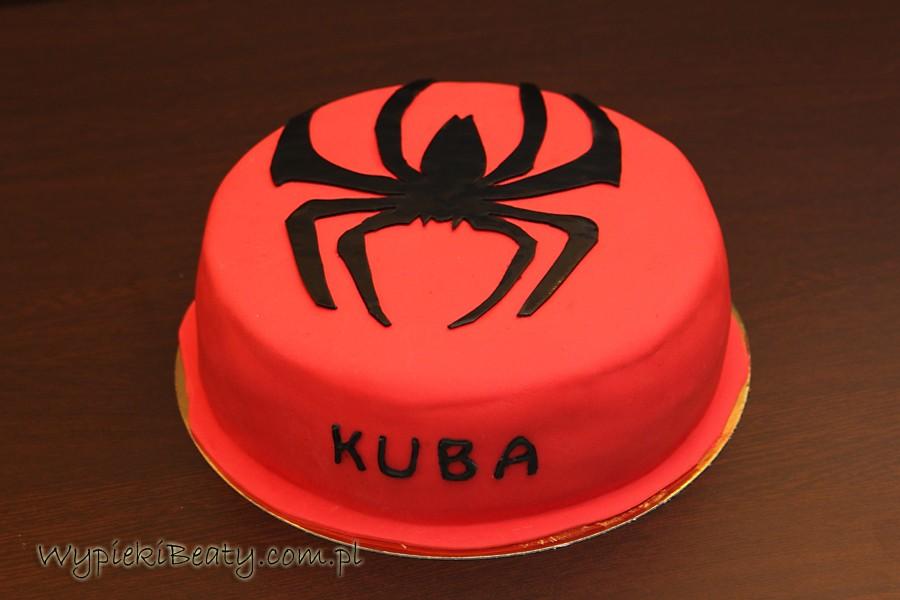 czerwono-czarny tort kuby2