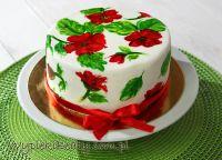 tort malowany
