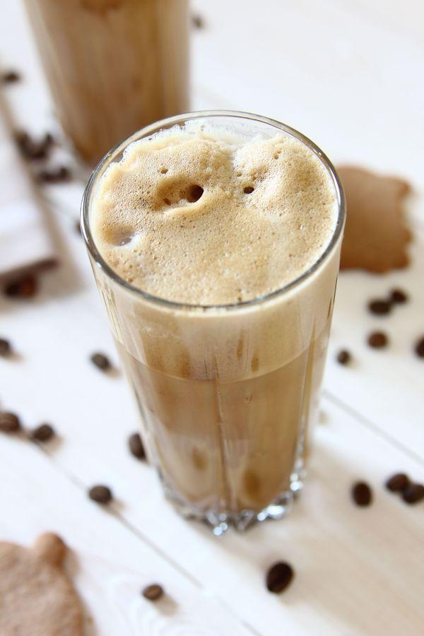 ekpresowa kawa mrożona - frappe