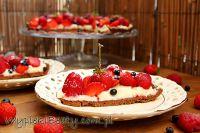tarta czekoladowa z owocami5