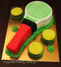 tort rakieta tenisowa