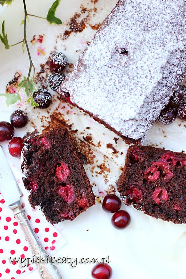 ciasto czekoladowe z wiśniami3