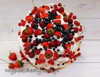 owocowy tort bezowy1