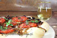 pizza z cebulą