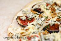 pizza z figami