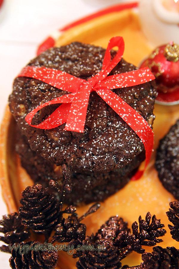 czekoladowe z żurawiną1
