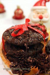 czekoladowe z żurawiną2