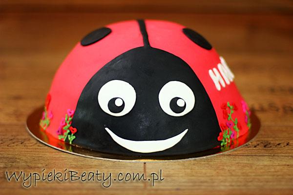 urodzinowy tort biedronka