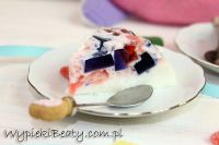jogurtowiec z galaretkami