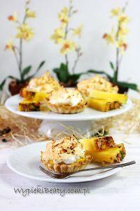minitarty z kremem ananasowym1