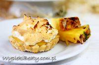 minitarty z ananasem
