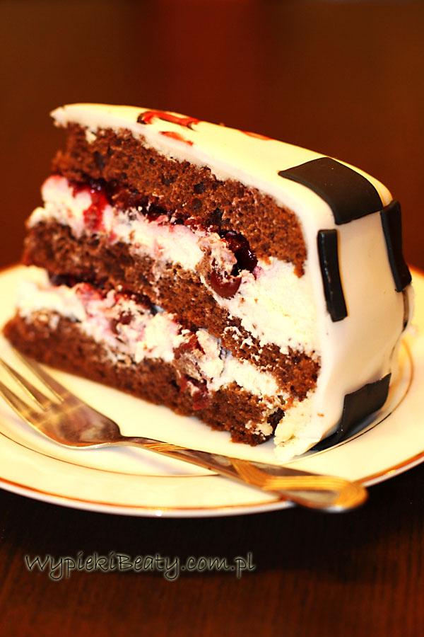 tort czarnoleski