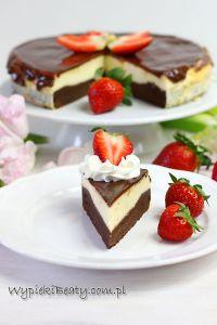 sernik na brownie1