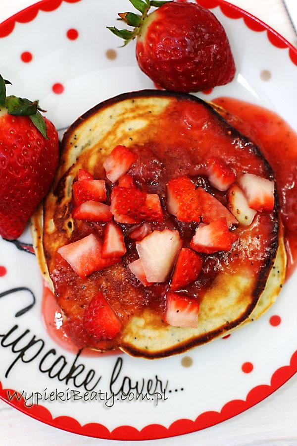 pancakes cytrynowo-truskawkowe4