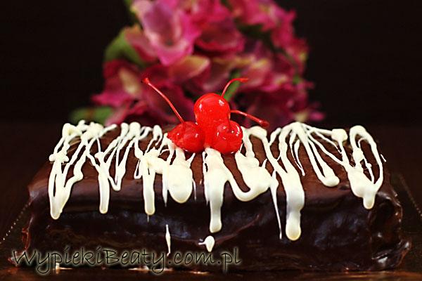 torcik czekoladowy mazurek1