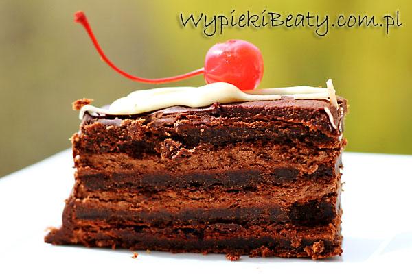 torcik czekoladowy mazurek3