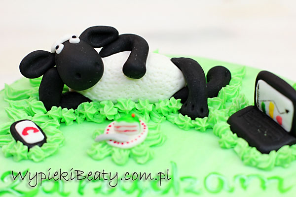 tort z barankiem