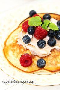 twarożkowe pancaksy