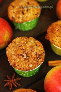 babeczki jabłkowo-cukiniowe