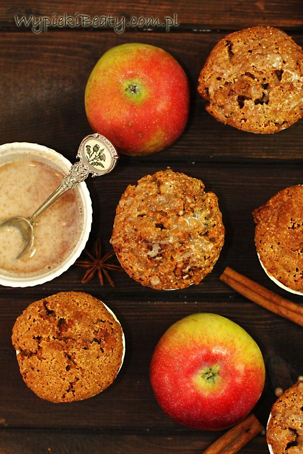 babeczki jabłkowo-cukiniowe3