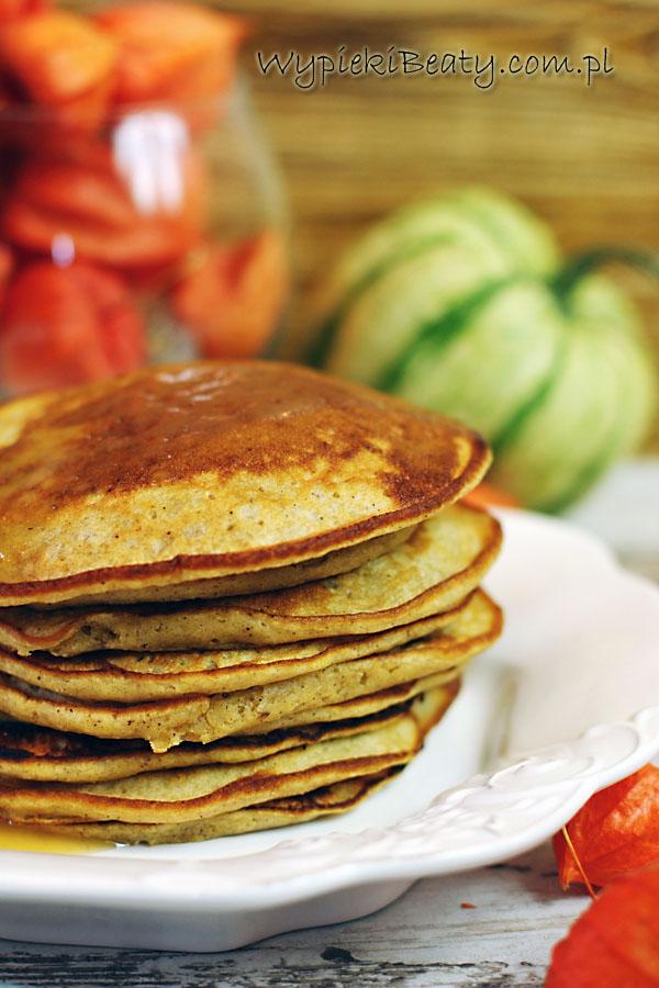 pancakes dyniowe1