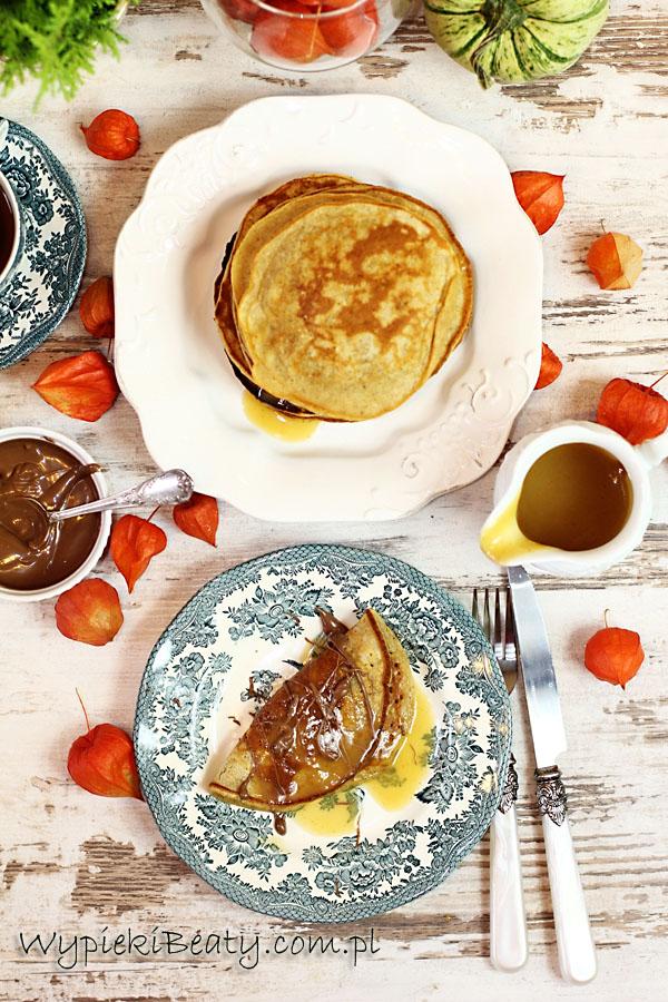 pancakes dyniowe5
