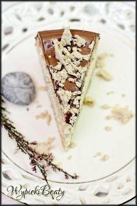 sernik chałwowy z czekoladą6