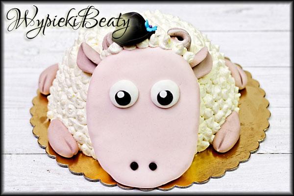 tort ślubny Martyny baranek1