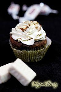 babeczki czekoladowe z kremem michałkowym4