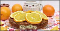 ciasto pomarańczowe facebook