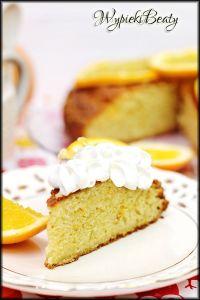ciasto z pomarańczami, ciasto pomarańczowe z imbirem