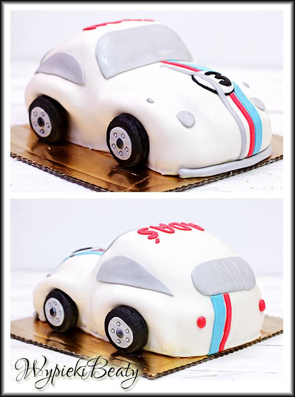 urodzinowy tort garbi