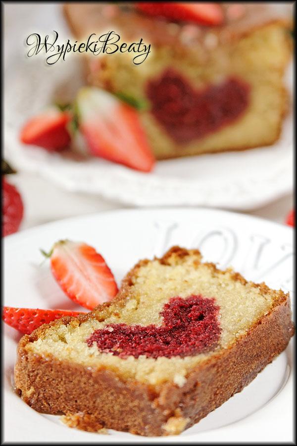 migdałowe ciasto z sercem_2