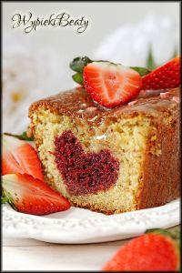 migdałowe ciasto z sercem_5