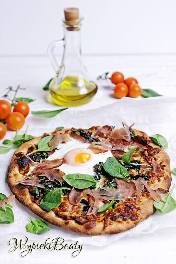 pizza ze szpinakiem_1