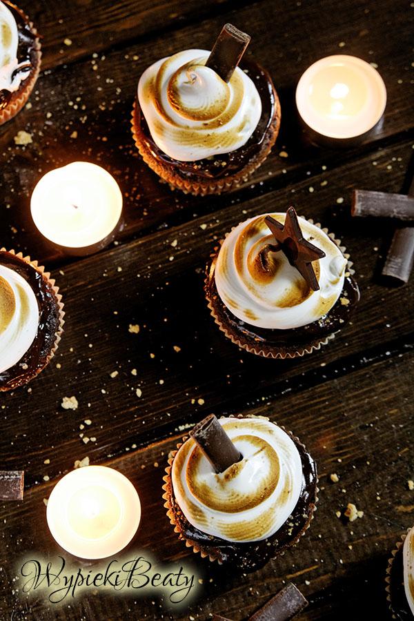 smores cupcakes_6