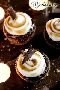 smores cupcakes_7