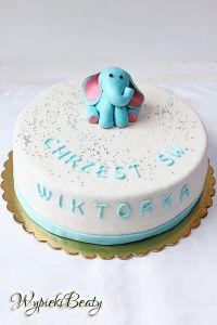 tort na chrzciny wiktora_1
