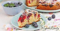 ciasto cytrynowe z owocami_facebook