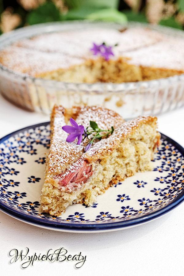 ciasto z rabarbarem_1