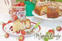 ciasto z truskawkami i twarogiem_7