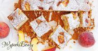 puszyste ciasto z brzoskwiniami_facebook