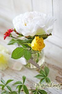 ciasto wiśniowe z białą czekoladą - kwiatki_1