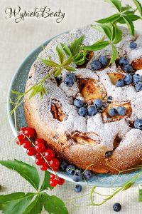 ciasto biszkoptowe z jabłkami_2
