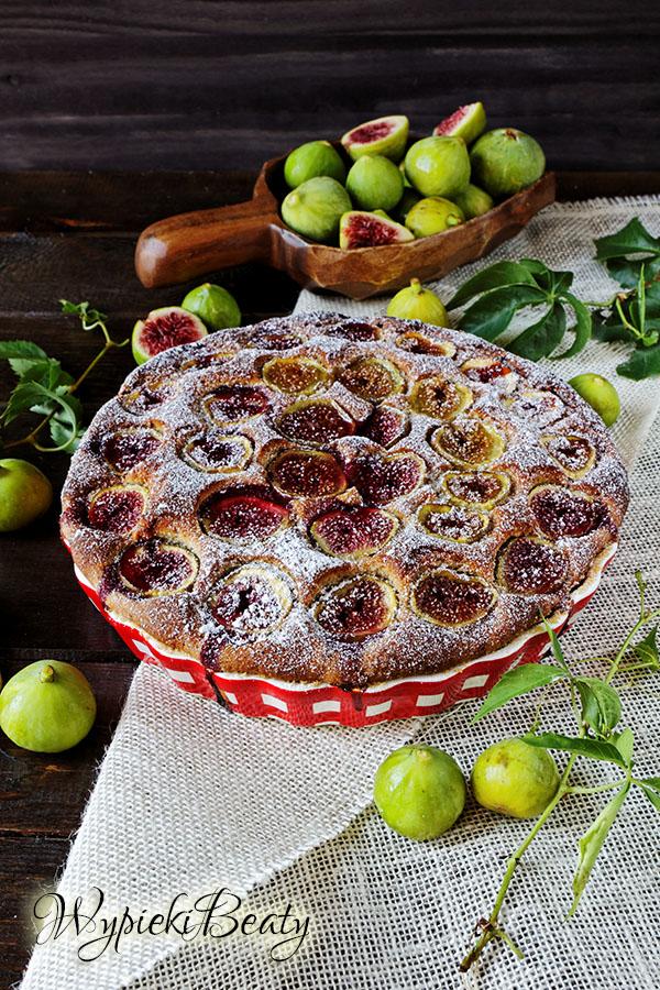 migdałowe ciasto z figami_4